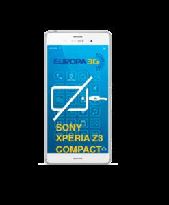 Reparar Conector carga Sony Xperia Z3 Compact