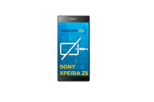 Reparar Conector carga Sony Xperia Z5