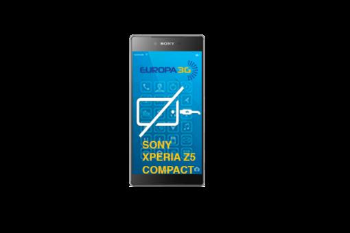Reparar Conector carga Sony Xperia Z5 Compact