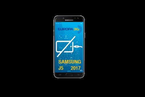 Reparar Conector Carga Samsung Galaxy J5 2017