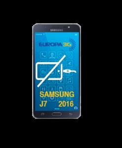 Reparar Conector Carga Samsung Galaxy J7 2016