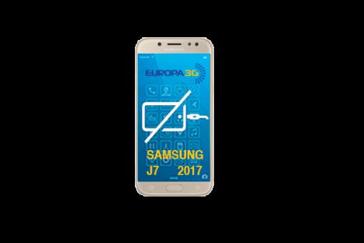 Reparar Conector Carga Samsung Galaxy J7 2017