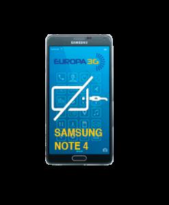 Reparar Conector carga Samsung Galaxy Note 4
