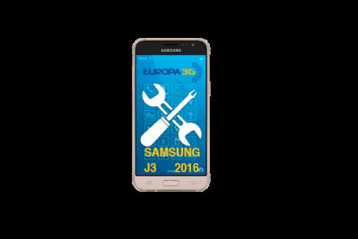 Reparar Samsung Galaxy J3 2016