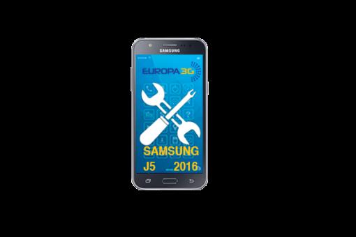 Reparaciones Samsung Galaxy J5 2016