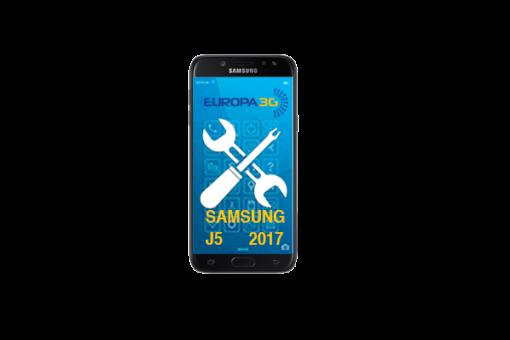 Reparaciones Samsung Galaxy J5 2017