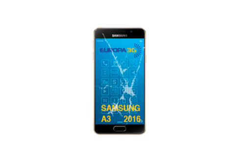 Reparar Pantalla Samsung Galaxy A3 2016