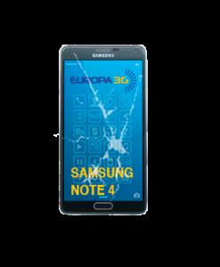 Reparar Pantalla Samsung Galaxy Note 4