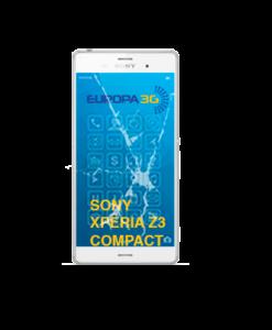 Reparar Pantalla Sony Xperia Z3 Compact