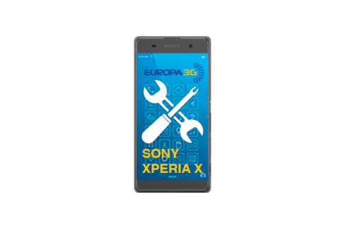 Reparar Sony Xperia X