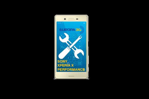 Reparar Sony Xperia X Performance