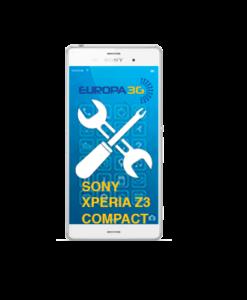 Reparar Sony Xperia Z3 Compact