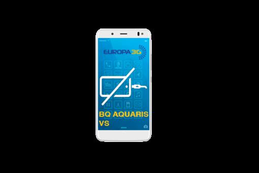 Reparar Conector carga BQ Aquaris VS