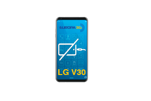 Reparar Conector carga LG V30