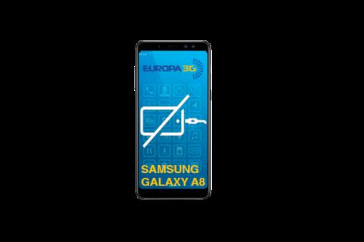 Reparar Conector carga Samsung Galaxy A8 2018