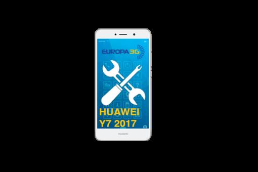Reparar Huawei Y7 2017