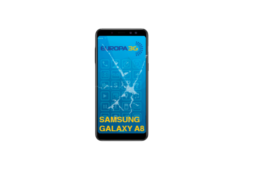 Reparar Pantalla Samsung Galaxy A8 2018