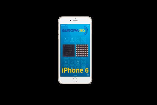 iPhone 6 no me carga chip u2