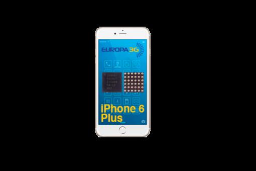 iPhone 6 Plus Chip carga falla iPhone no me carga chip u2 error