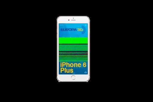 Arreglar fallo táctil de pantalla iPhone 6 Plus Parpadea Fallo el táctil pantalla iPhone 6 plus