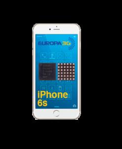 iPhone 6S Chip carga error Cambio Chip IC U2