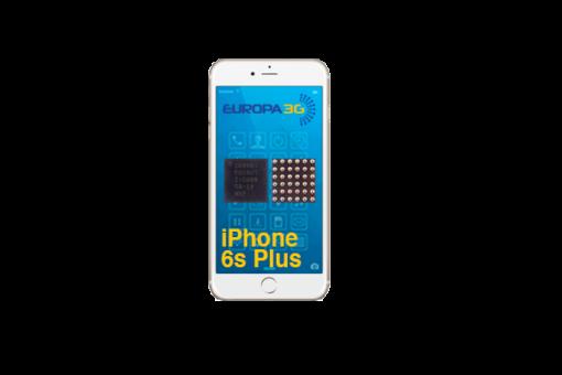 iPhone 6s Plus Chip carga U2. No carga iPhone