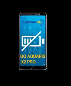 Reparar Batería BQ Aquaris X2 Pro