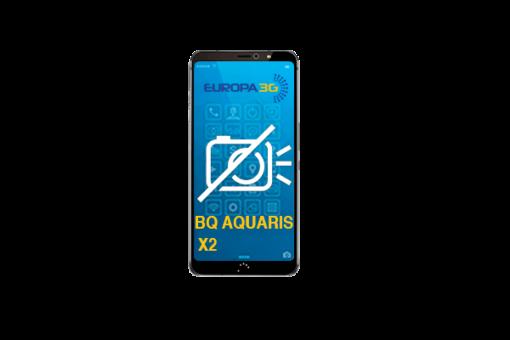 Reparar Cámara BQ Aquaris X2