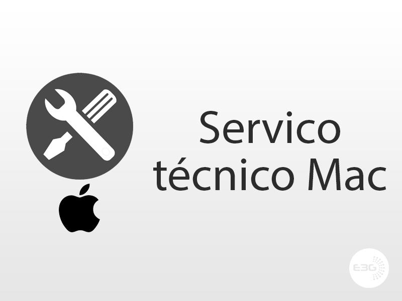Servicio técnico Mac de reparaciones