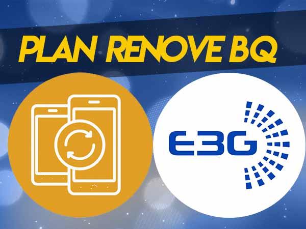 Plan Renove Bq E3G