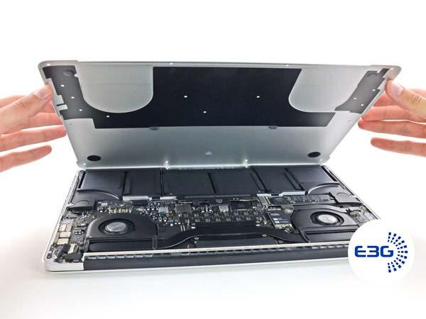 En esta imagen puedes ver como Reparar Macbook de Apple