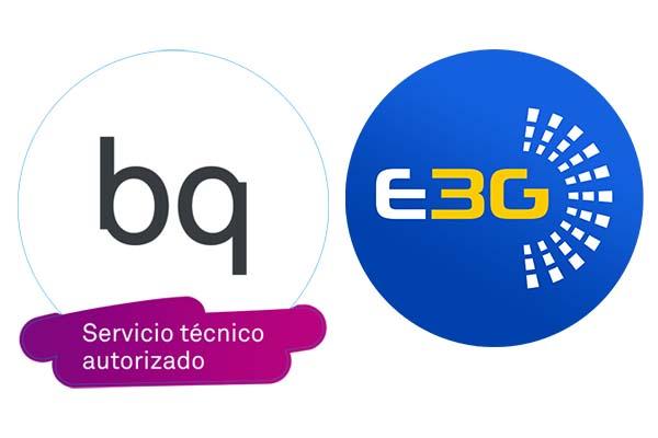 Reparar bq barcelona y Madrid