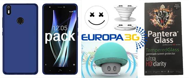 Concurso pack Europa 3G