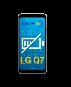 Reparar Batería LG Q7