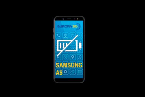 Reparar Batería Samsung Galaxy A6 2018