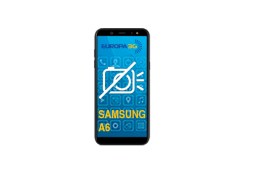 Reparar Cámara Samsung Galaxy A6 2018