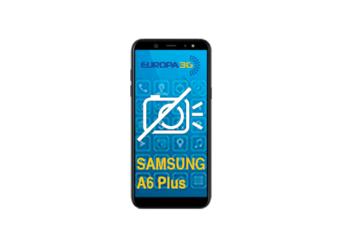Reparar Cámara Samsung Galaxy A6 Plus 2018