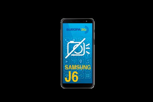 Reparar Cámara Samsung Galaxy J6