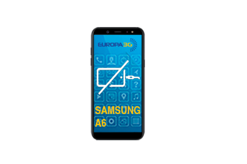 Reparar Conector carga Samsung Galaxy A6 2018