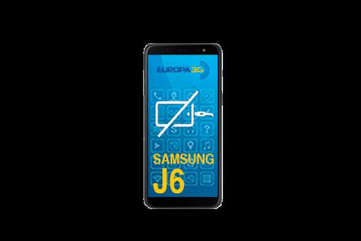 Reparar Conector carga Samsung Galaxy J6