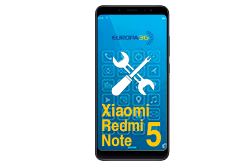 Reparar-xiaomi-redmi-Note5