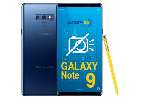 Reparar Cámara Samsung Galaxy Note9
