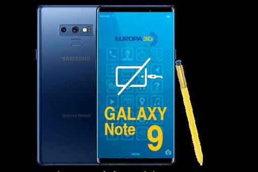 Reparar Conector carga Samsung Galaxy Note9