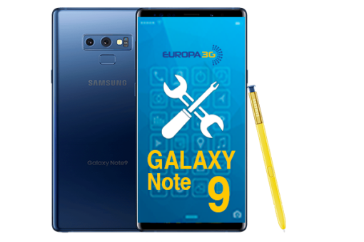 Reparar Samsung Galaxy Note9