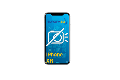 Reparar Cámara iPhone XR