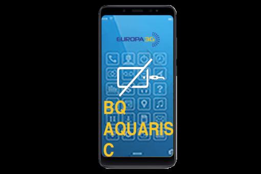 Reparar Conector carga BQ Aquaris C
