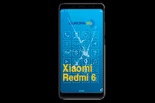 Reparar Pantalla Xiaomi Redmi 6