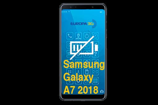 Reparar Batería Samsung Galaxy A7 2018
