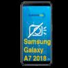 Reparar Cámara Samsung Galaxy A7 2018