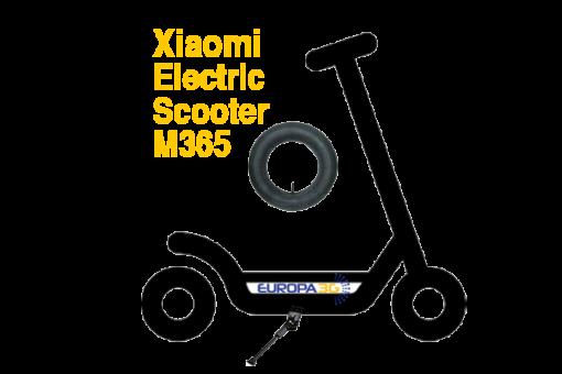 Sustituir Cámara aire Patinete Eléctrico Xiaomi M365